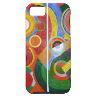 Robert Delaunay abstract art iPhone SE/5/5s Case