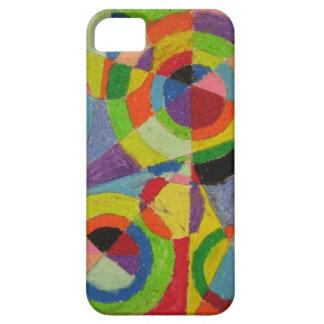 Robert Delaunay Color Explosion iPhone SE/5/5s Case