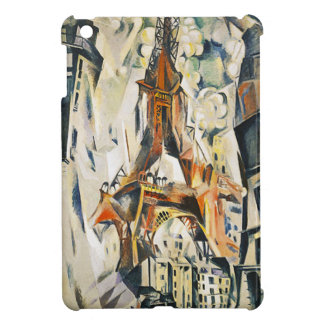 Robert Delaunay Eiffel Tower iPad Mini Case