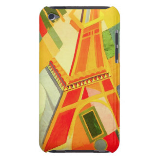 Robert Delaunay Eiffel Tower iPod Touch Case
