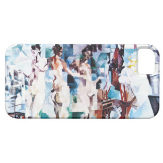 Robert Delaunay The City of Paris iPhone 5 Case