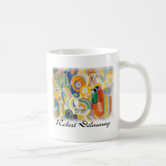 Robert Delaunay - The Great Portuguese Coffee Mug