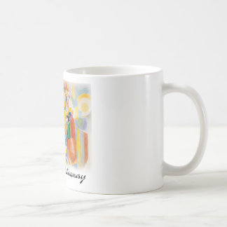 Robert Delaunay - The Great Portuguese Coffee Mugs