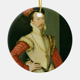 Robert Dudley (1532-88) 1st Earl of Leicester, c.1 Ceramic Ornament