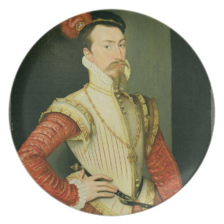 Robert Dudley (1532-88) 1st Earl of Leicester, c.1 Dinner Plate
