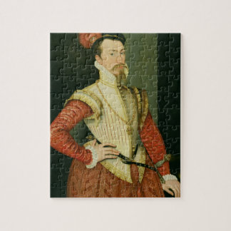 Robert Dudley (1532-88) 1st Earl of Leicester, c.1 Jigsaw Puzzle