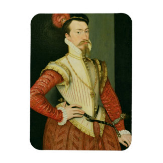 Robert Dudley (1532-88) 1st Earl of Leicester, c.1 Magnet