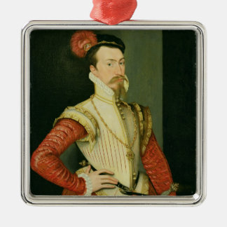 Robert Dudley (1532-88) 1st Earl of Leicester, c.1 Metal Ornament