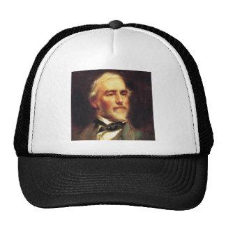 Robert E by Edward Caledon Trucker Hat
