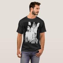 Robert E Howard and Conan T-Shirt 2