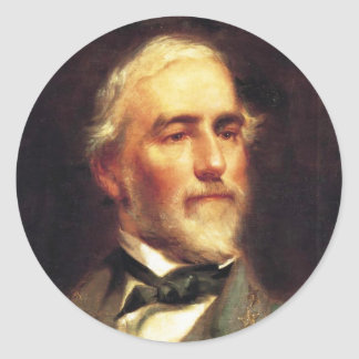 Robert E. Lee by Edward Caledon Bruce Stickers