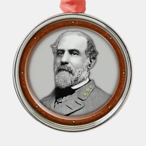 Robert E.Lee Christmas Ornament