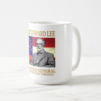 Robert E Lee (Commanding General) Coffee Mug