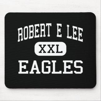 Robert E Lee - Eagles - Junior - Monroe Louisiana Mouse Pad