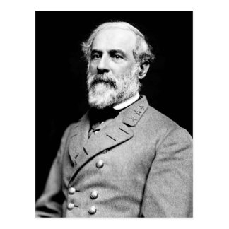 Robert E. Lee, General of the Confederate Army Postcard
