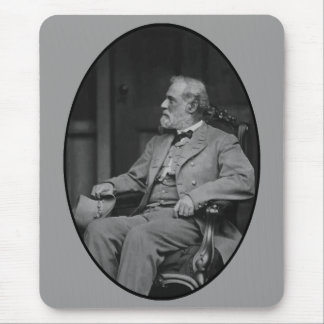 Robert E. Lee Mouse Pad
