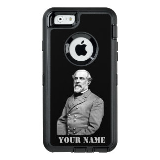 ROBERT E. LEE OtterBox DEFENDER iPhone CASE