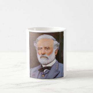 Robert E. Lee Painting Classic White Coffee Mug