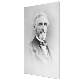 Robert E. Lee Portrait by George Grantham Bain Canvas Print