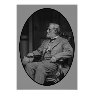 Robert E. Lee print