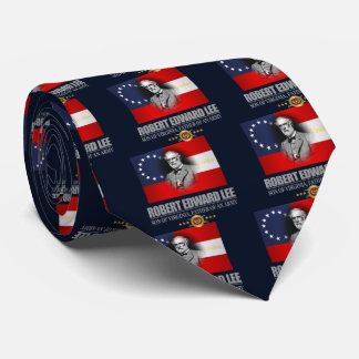 Robert E Lee (Southern Patriot) Neck Tie