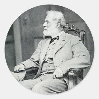 Robert E Lee Sticker