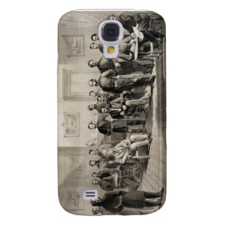 Robert E. Lee Surrenders to Ulysses S. Grant Samsung Galaxy S4 Cover