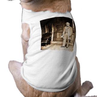Robert E. Lee - Vintage Mathew Brady Dog Tee