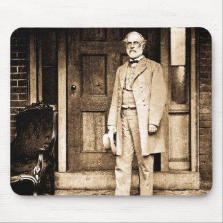 Robert E. Lee - Vintage Mathew Brady Mouse Pad