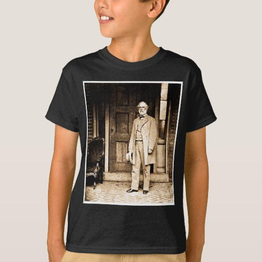 Robert E. Lee - Vintage Mathew Brady T-Shirt
