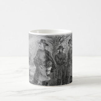 Robert E. Lee with his Soldiers at Fredericksburg Coffee Mug