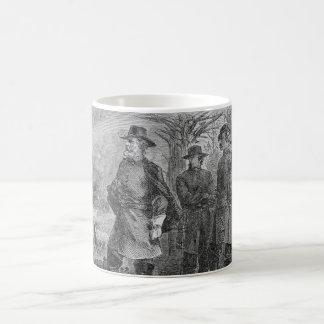 Robert E. Lee with his Soldiers at Fredericksburg Coffee Mug