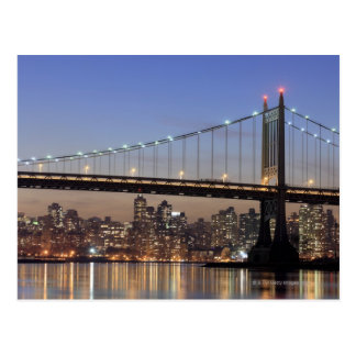 Robert F. Kennedy Bridge Postcard