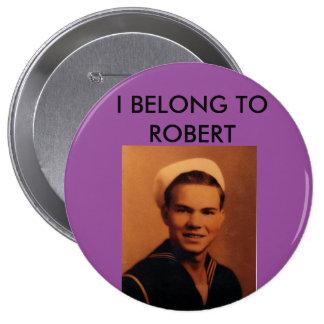 Robert Family Reunion Button