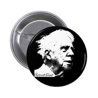 Robert Frost Button