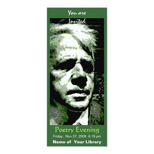 Robert Frost Card