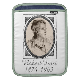 Robert Frost Sleeves For iPads