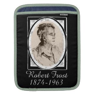 Robert Frost iPad Sleeve
