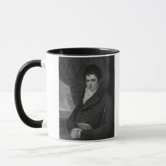 Robert Fulton (1765-1815), engraved by George Park Mug