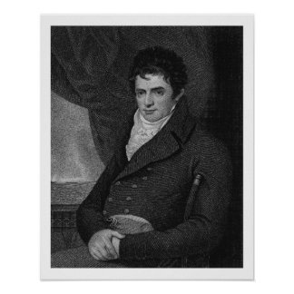 Robert Fulton (1765-1815), engraved by George Park Posters