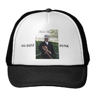 Robert Harper(Nu-Jazz/Funk) Cap Trucker Hat
