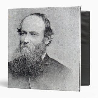 Robert Henry Soden Smith, 1890 3 Ring Binder