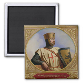 Robert II le Hierosolymitain, Count of Magnet