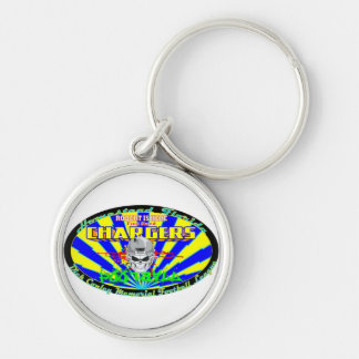 Robert Is Here Fruit Stand Chargers Keychain