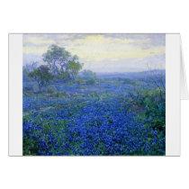 Robert Julian Onderdonk a-cloudy-day-bluebonnets