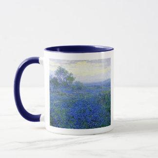Robert Julian Onderdonk a-cloudy-day-bluebonnets Mug