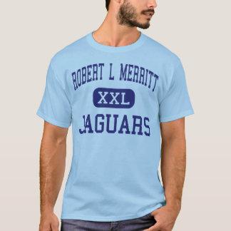Robert L Merritt Jaguars Middle Indianola T-Shirt