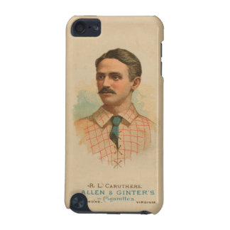 Robert Lee Caruthers Baseball Card iPod Touch (5th Generation) Cover