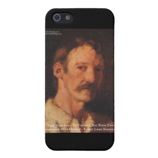 Robert Lewis Stevenson Quote iPhone SE/5/5s Cover