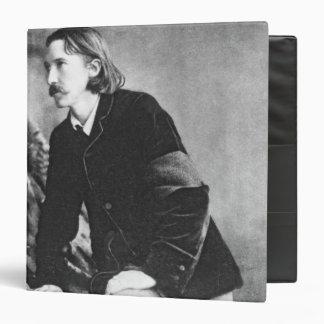 Robert Louis Stevenson 3 Ring Binder